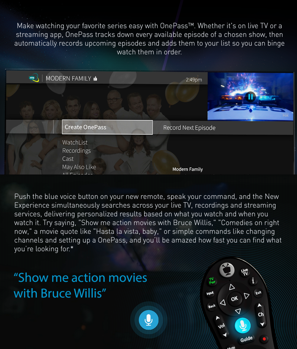 TiVo - Experience 4