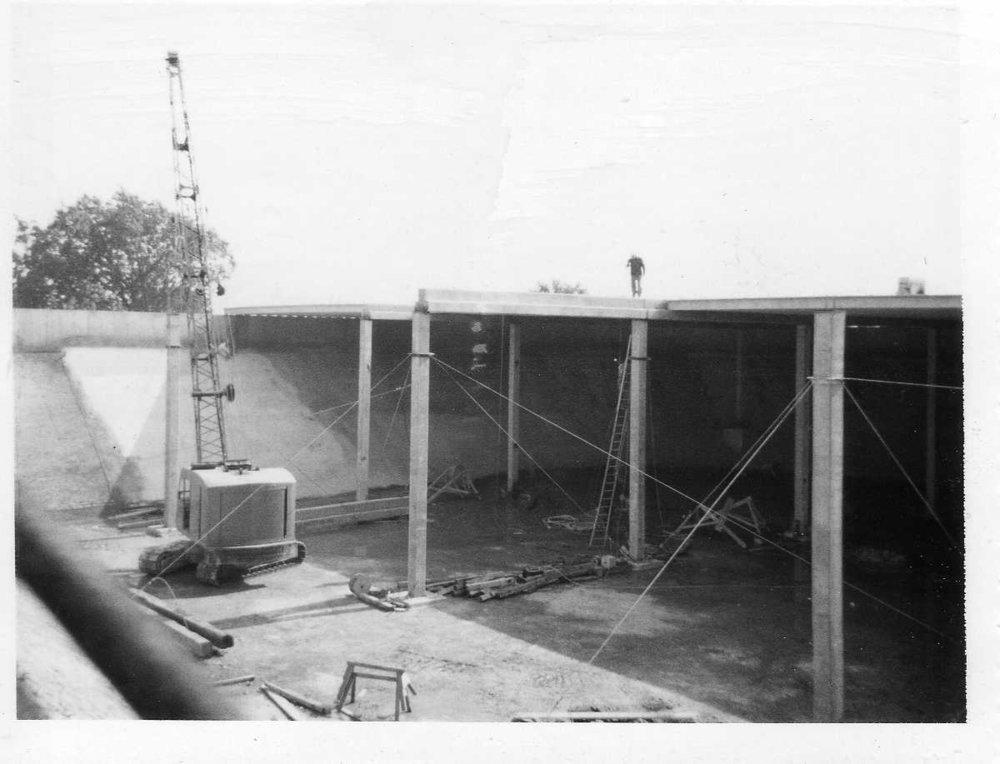 Reservoir Repairs - 1961