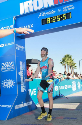 About the author - Vinny Johnson is a Professional Triathlete, high school teacher, and triathlon coach for  QT2 systems . He was also nominated by many different magazines for having the best beard in triathlon.