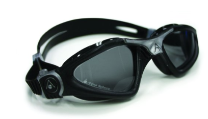 Aqua Sphere Kayenne:   - Oversized lens for 180 Degree Visibility  - Quickfit adjustment buckle  - Scratch resistant lens with anti-fog  If you found this list helpful, check out some of our other posts.    GUIDELINES: TRAINING WHILE SICK (GUEST POST BY VINNY JOHNSON)     WORKOUT OF THE WEEK! DESCENDING BEST EFFORT SET     IRON DISTANCE RACE PACING - GUEST POST BY PATRICK WHEELER