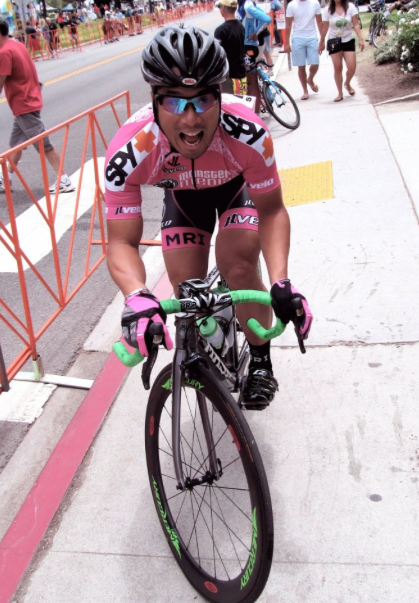 USA Cycling Coach  Danny Kam  - click to learn more about Coach Danny.