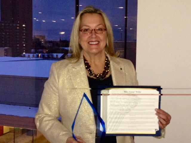 2014 NASPA Award