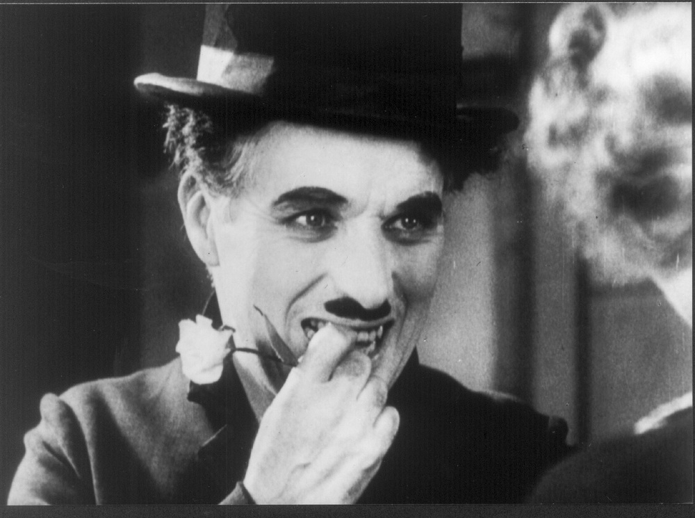 Chaplin's City Lights