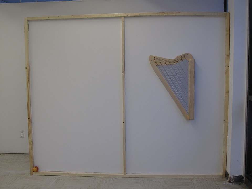Communitas (Wall/Harp) Banff version