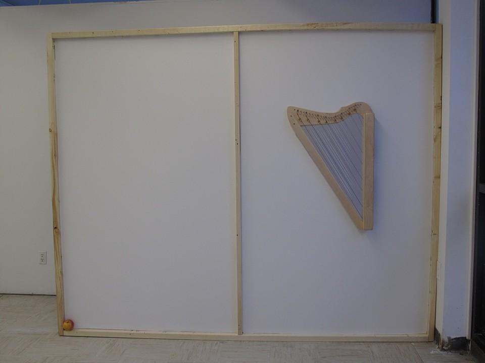 Communitas (Wall/Harp) Banff version