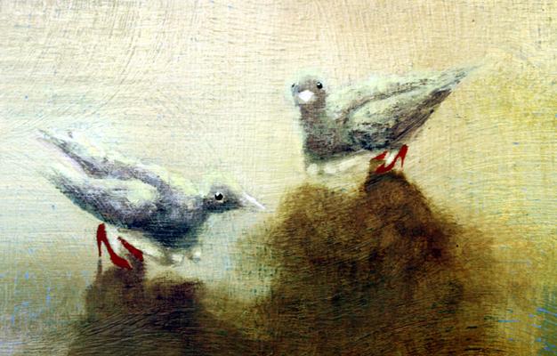 aviary detail