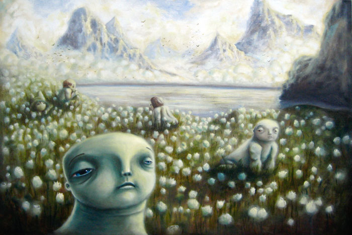 The Lotus-Eaters, oil on canvas, 24x36.jpg
