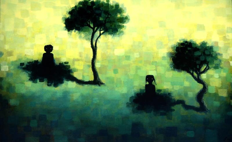 foreshadow, acrylic on wood panel, 20x32.jpg