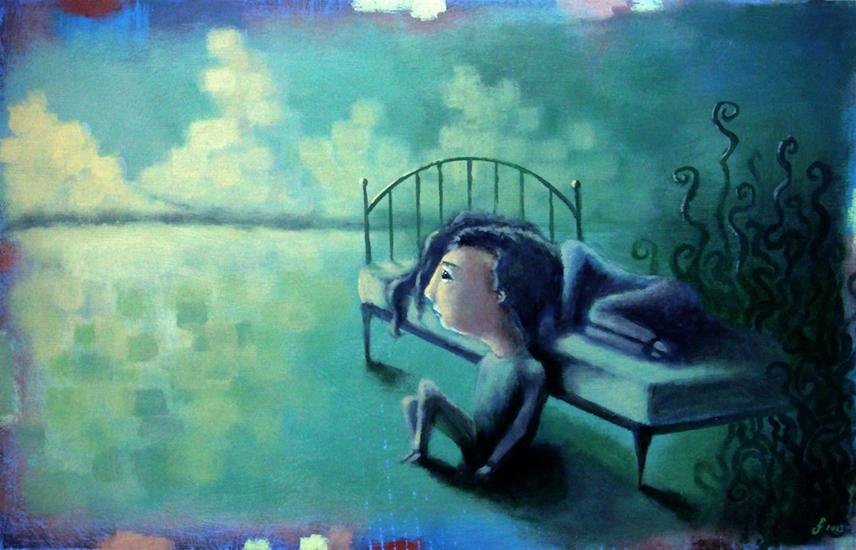if you're never awake, acrylic on wood panel, 22x14.jpg