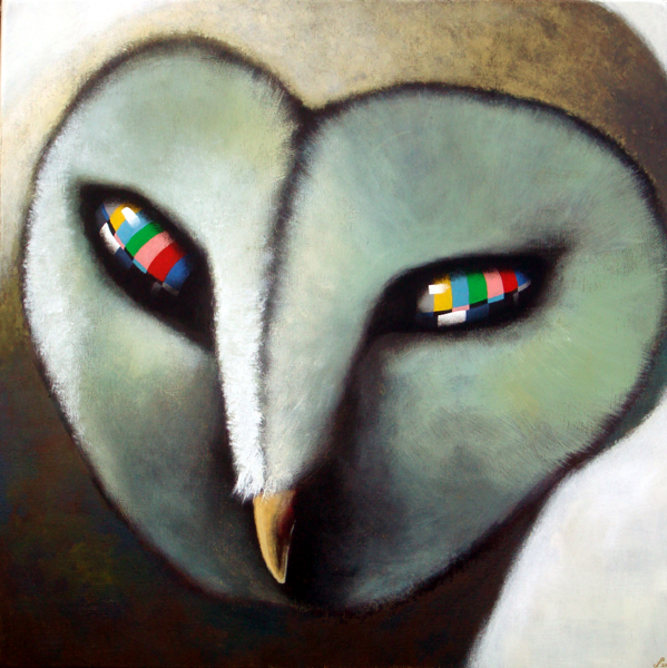 owl (please stand by), acrylic on wood, 36x36.jpg