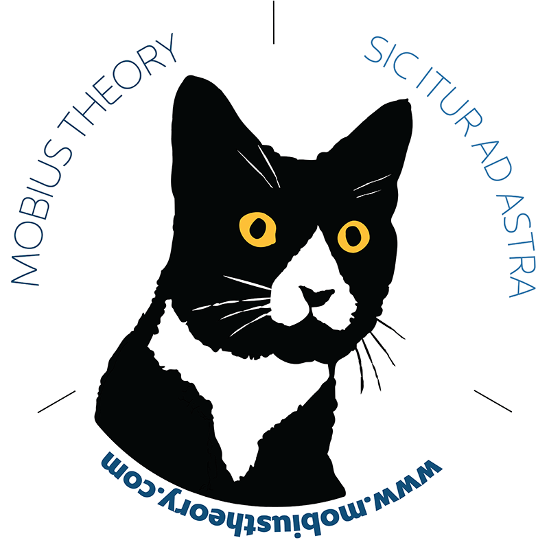 mobius theory daft cat logo.png