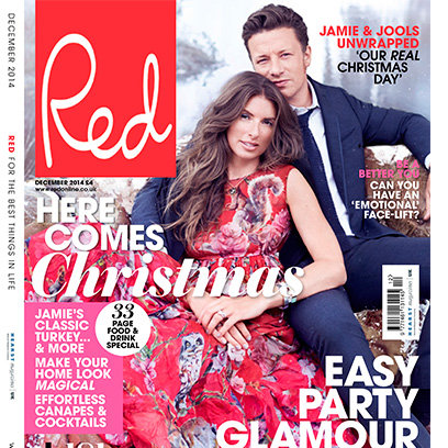 Red Magazine Dec. 2014 Issue