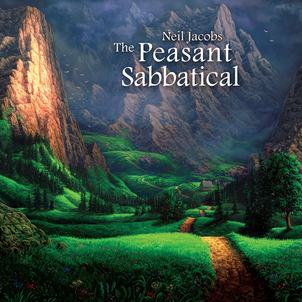 The Peasant Sabbatical Album Cover. Painting by FeliksGrzesiczek.