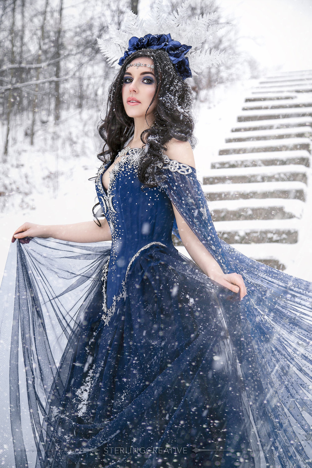 Alice Corsets - Star Dress