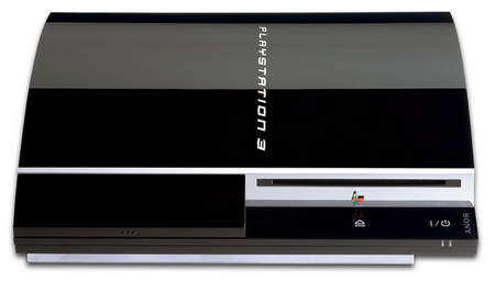 Original Playstation 3 with backwards compatibility.