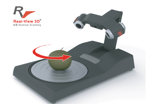 Real-View 3D - An affordable scanner that overpromised, and under-delivered. Source: Nerdapproved