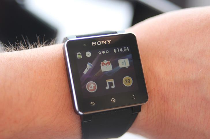 Sony's SmartWatch