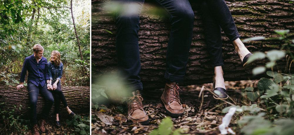 Capen Park Riverside Forest Engagement Photos_Kindling Wedding Photography Blog05.JPG