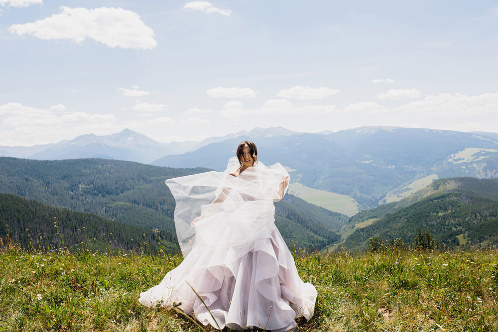1_Vail Wedding Deck Mountain Top Wedding Vail, Colorado_Kindling Wedding Photography.JPG
