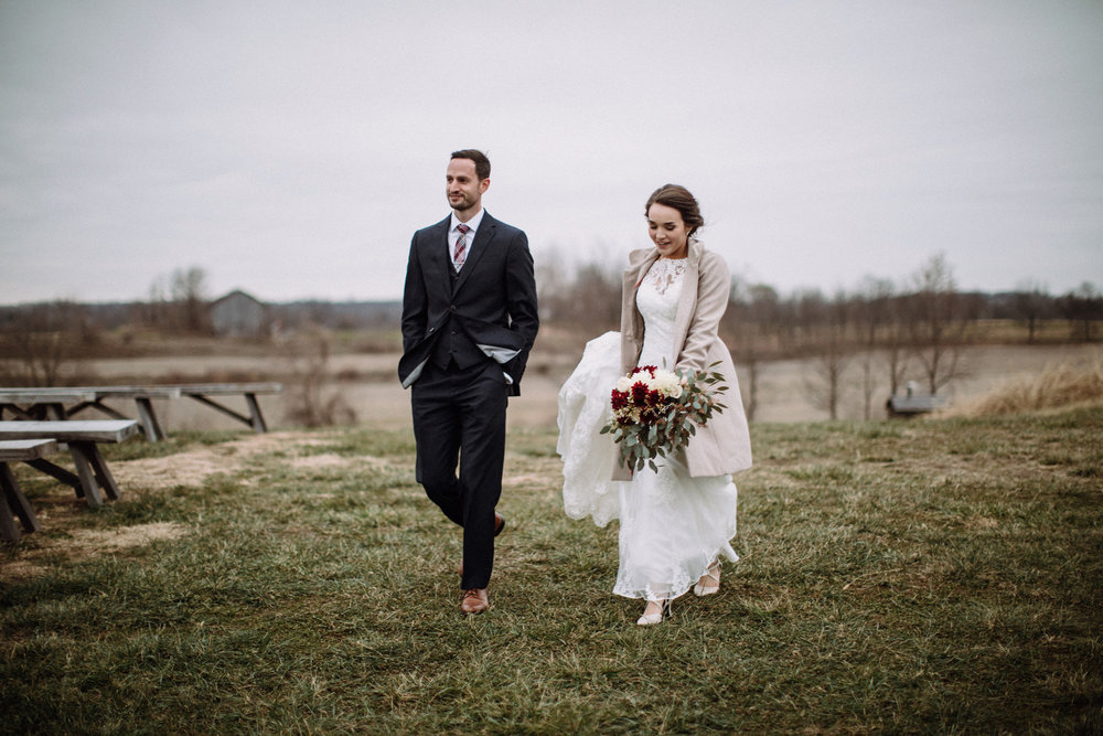 165_Weston Red Barn Farm Winter Wedding Kansas City, Missouri_Kindling Wedding Photography.JPG