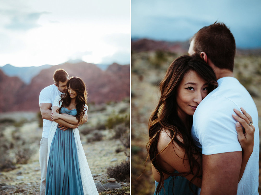 184_Red Rock Canyon Desert Engagement Session Las Vegas, Nevada_Kindling Wedding Photography.JPG