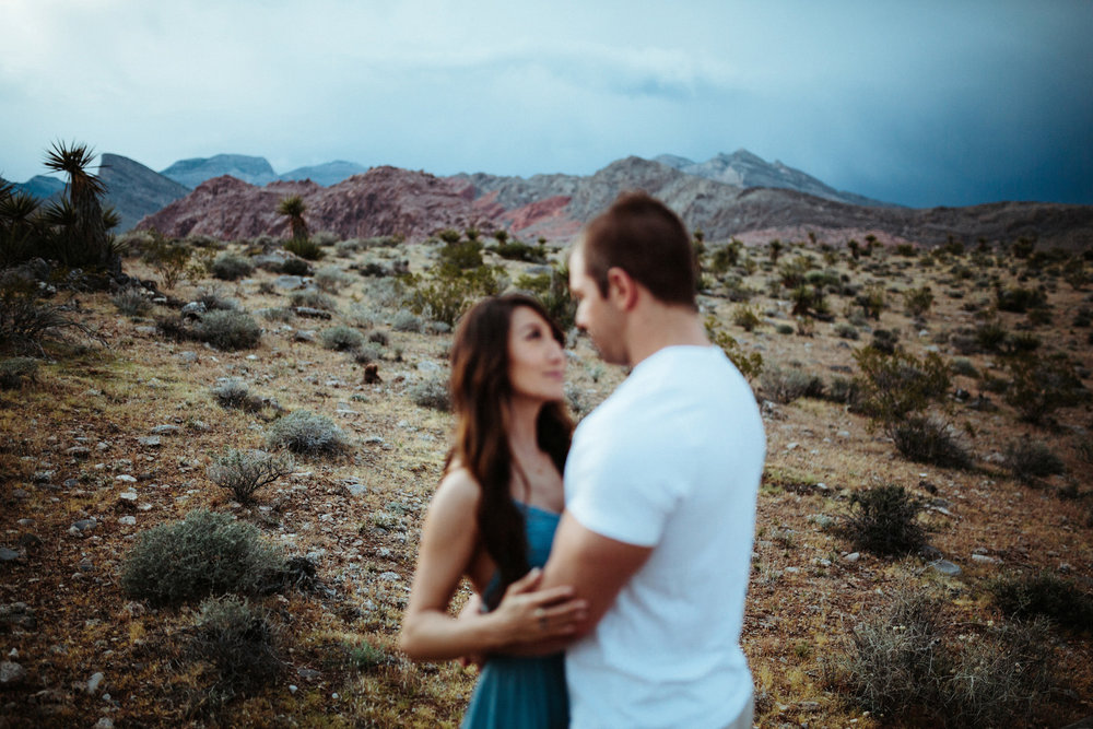 185_Red Rock Canyon Desert Engagement Session Las Vegas, Nevada_Kindling Wedding Photography.JPG