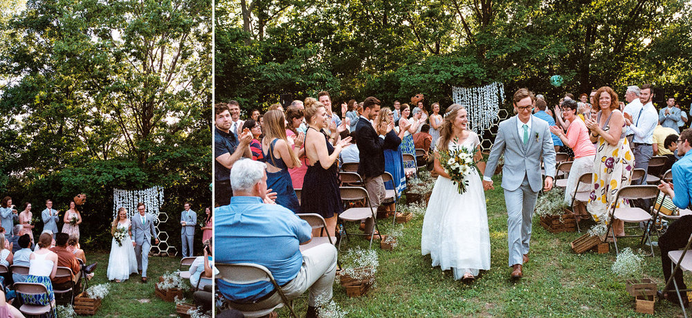 299_James P. Davis Hall Outdoor Wedding on 35mm Film Kansas City, Missouri_Kindling Wedding Photography.JPG