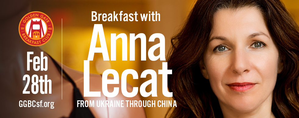 Anna Lecat  is a repeat fashion entrepreneur, CEO, and Founder of Les Lunes, a men and women's fashion label based in San Francisco, Paris, and Shanghai. Lecat specializes in retail and sustainable manufacturing having previously lived and worked in China for 18 years. She speaks fluent Mandarin and feels at home on the streets of Shanghai, in the mountains of Northern California and traversing the theater district in Paris. Her insatiable enthusiasm for championing artisanship, quality, and ethical manufacturing is well known in the business world.