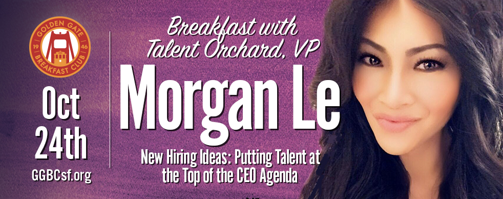 Morgan Le is currently the Vice President of Business Development at Talent Orchard, a leading workforce solutions provider for Fortune, Startup companies and government contracts. She has worked directly with 60+ public company CEOs and board members globally. She advices and counsels the world's leading companies on Board and C-Level recruiting, leadership development, succession planning, talent assessments, workforce/organizational design and culture. Under her strategy, Morgan spearheaded her independent brand's transformation as a diversified human capital expert.