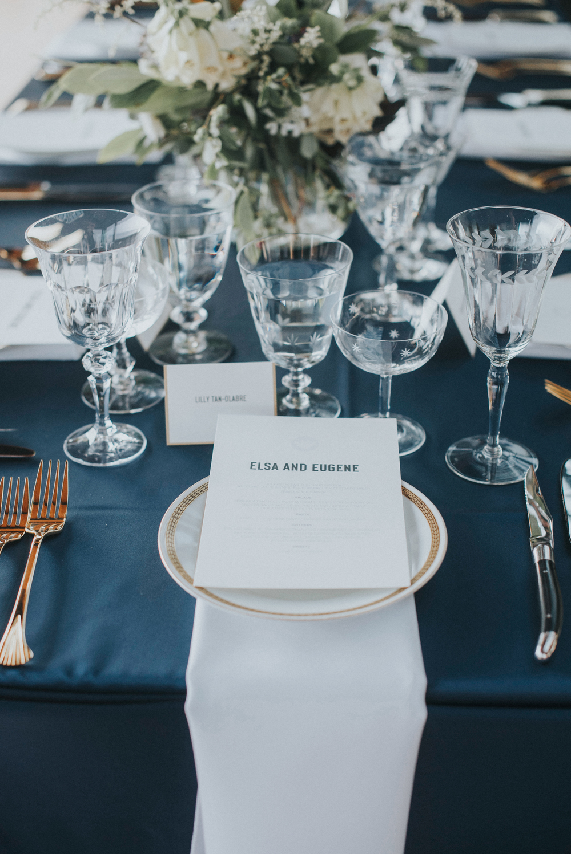 Elsa & Eugene Ballard Hotel Wedding