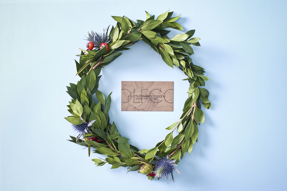 Headwreaths by  Our Little Flower Company