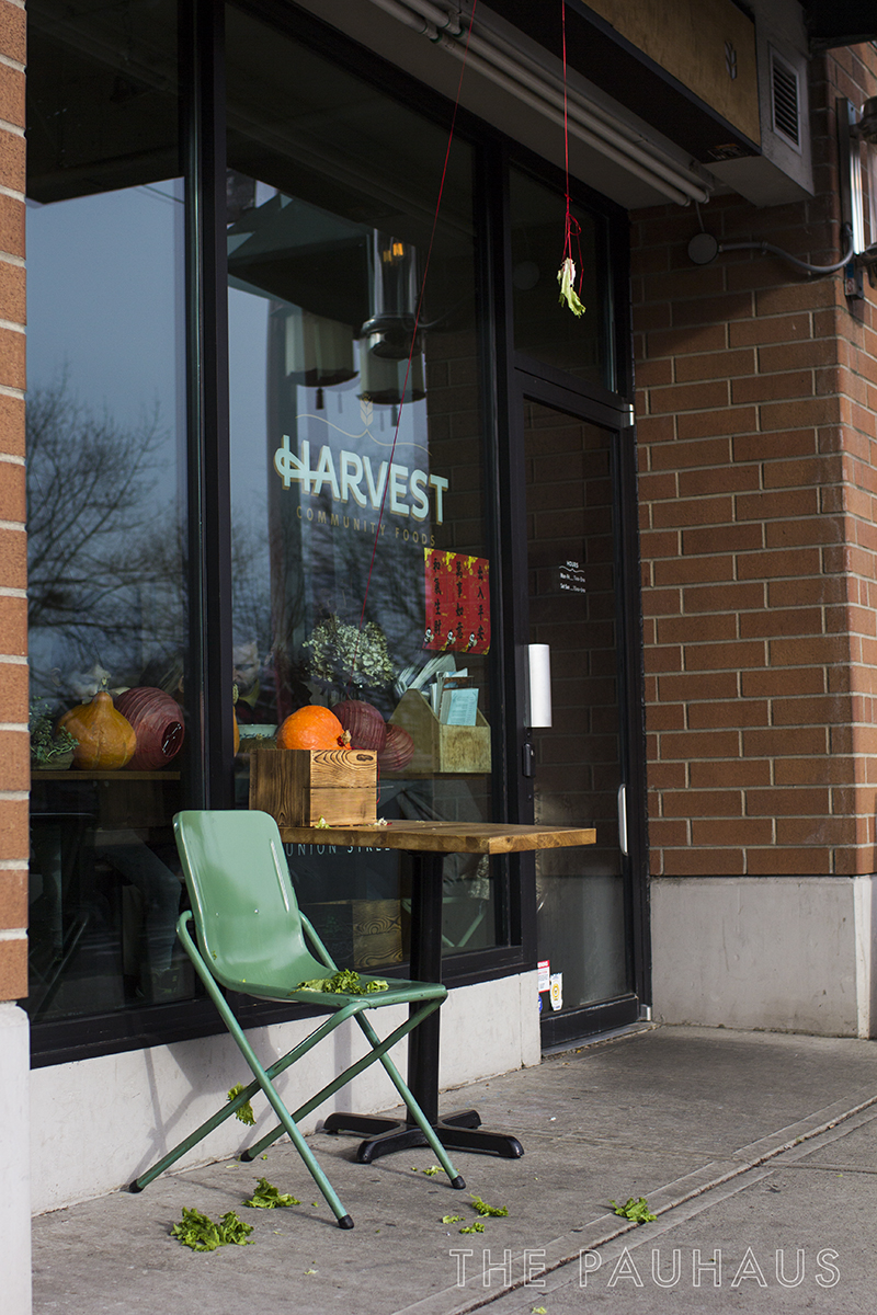 Harvest  Community Foods @ 243 Untion St