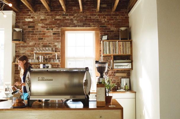 Tandem Coffee Roasters, Portland, ME