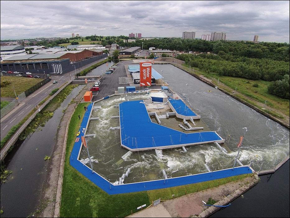 Pinkston Watersport Centre