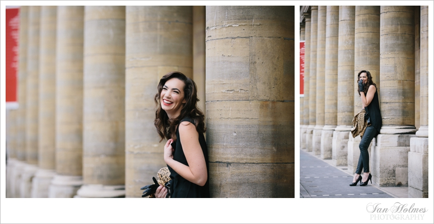 laughing in the palais royal