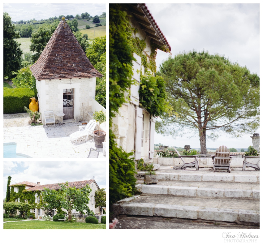 beautiful house in the dordogne region of france