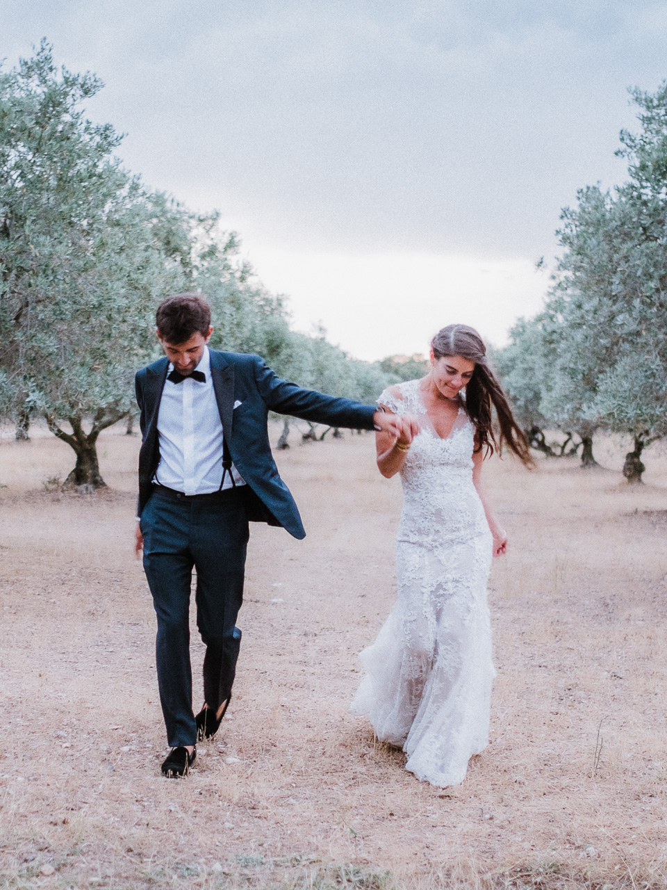 Through The Olive Groves    Wedding STORY