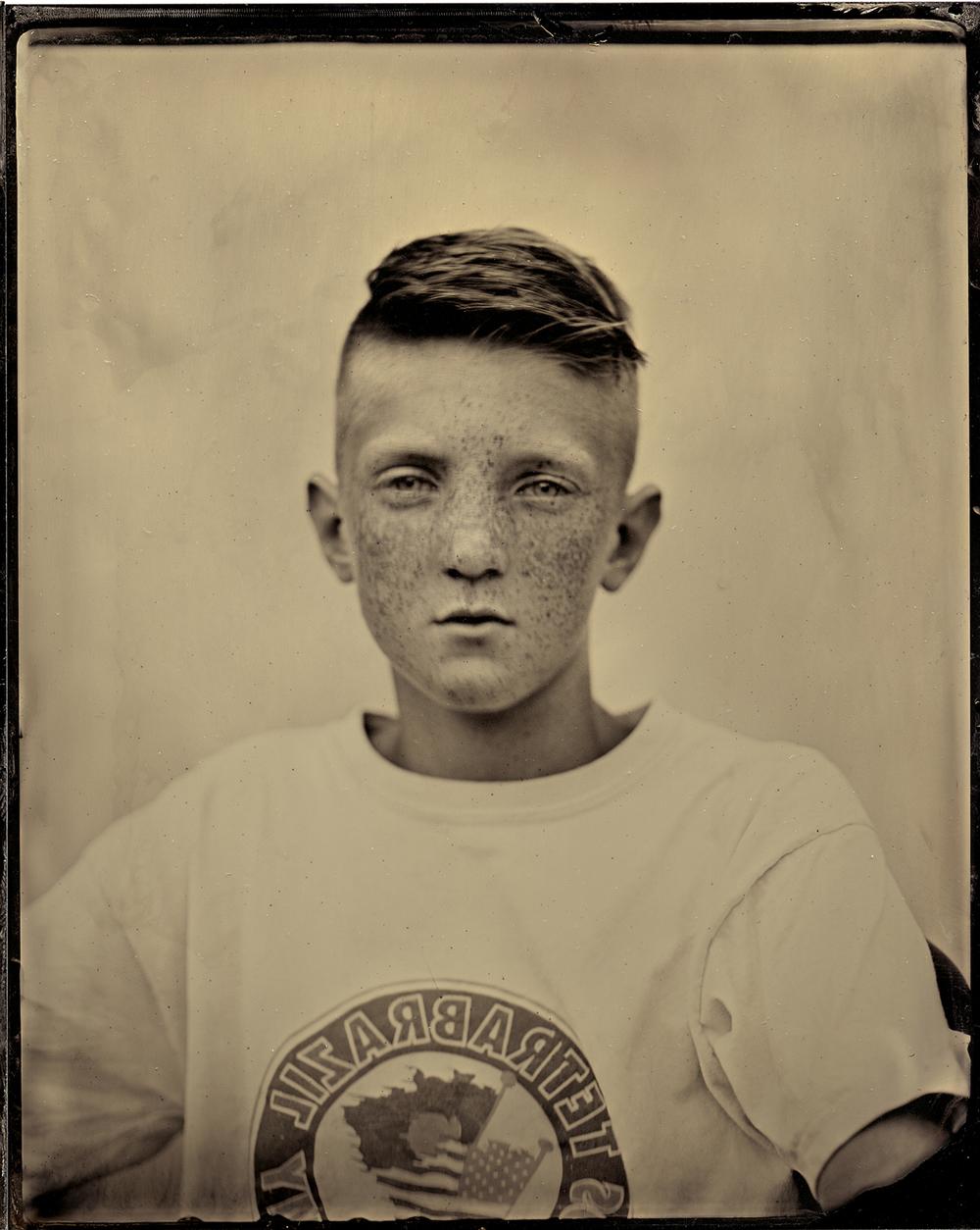 Tuttle tintype