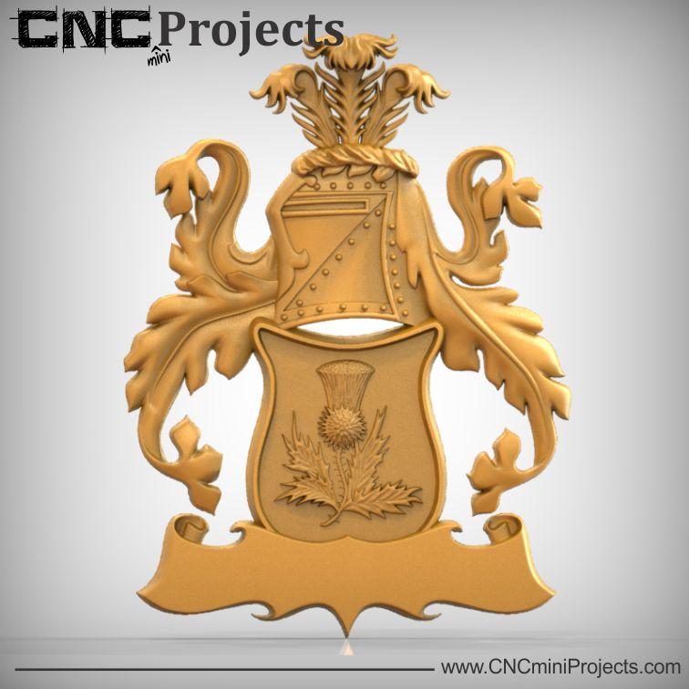 Геральдическая мастерская: заказать герб семьи, фамильный