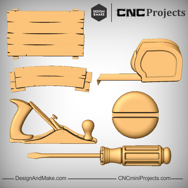 Models included in this project.