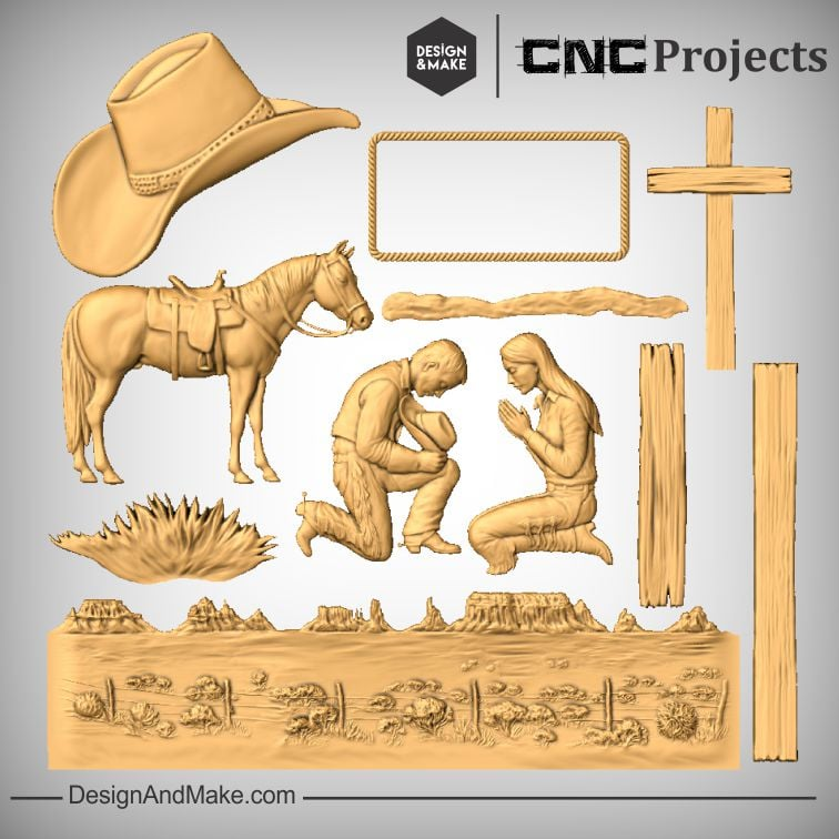 Praying Cowboy and Cowgirl - All Models.jpg