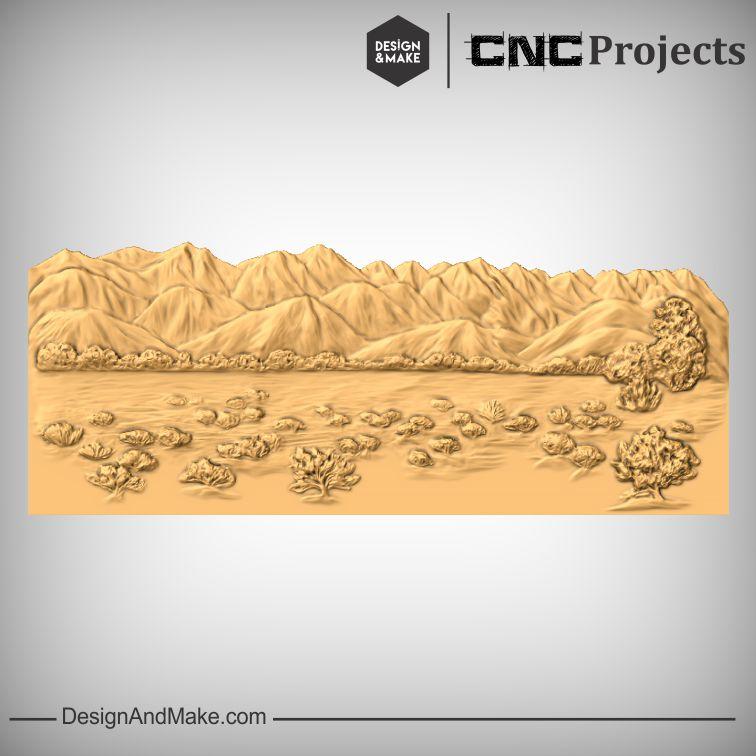 Mountain and Desert Scene No.1.jpg