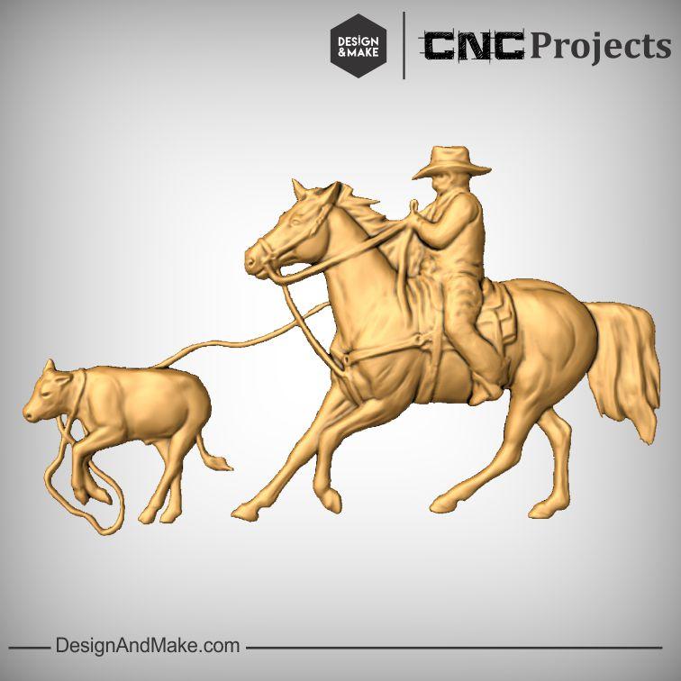 Cowboy Lassoing Calf.jpg