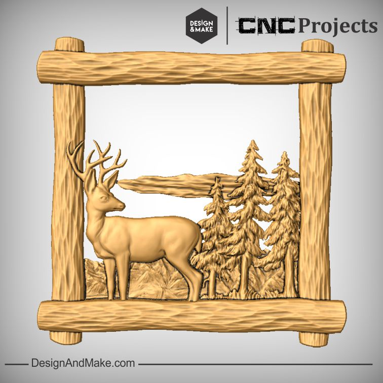 Deer Mantel - Assembly No.2.jpg