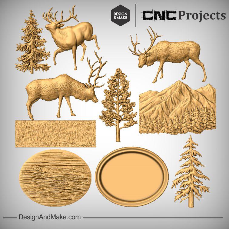 Elk Scene - All Models.jpg