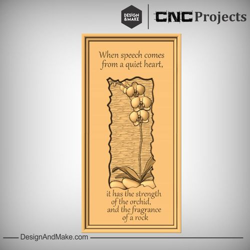 Mother's Garden No 3 — Design and Make CNC Projects
