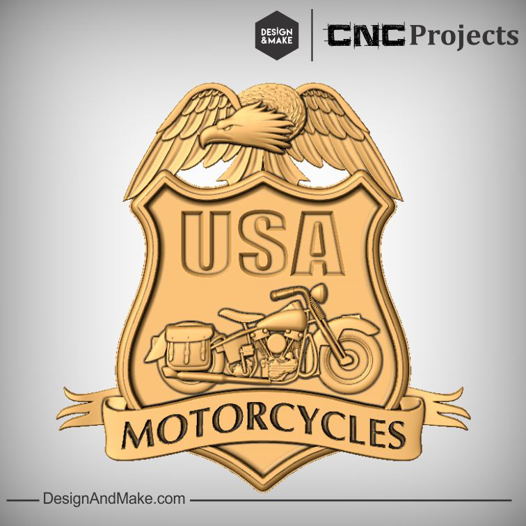 """USA - Motorcycles"""