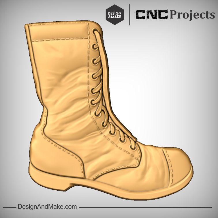 Military Boot No.2.jpg