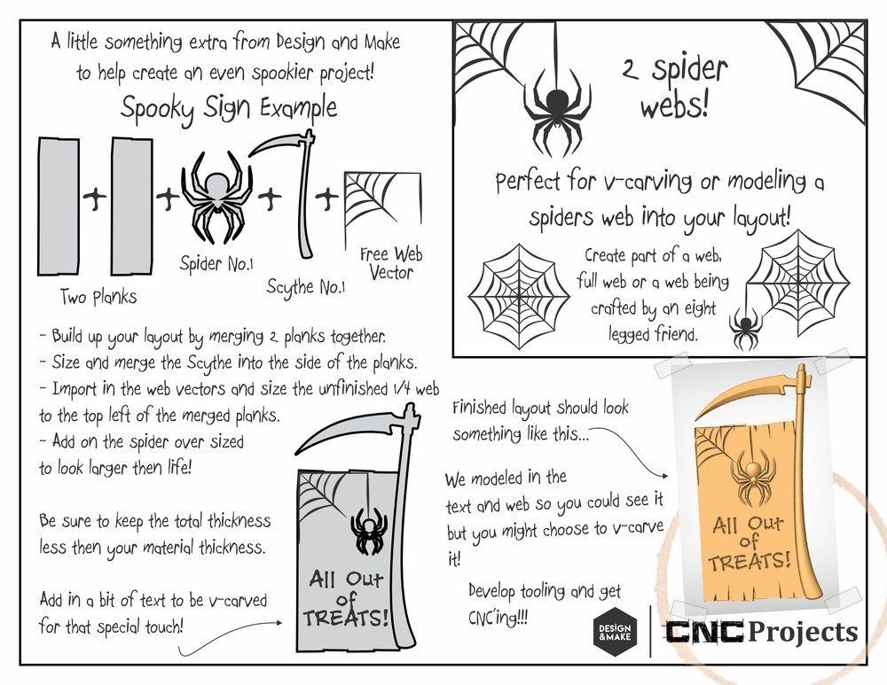 Free Spider's Webs - Click to enlarge