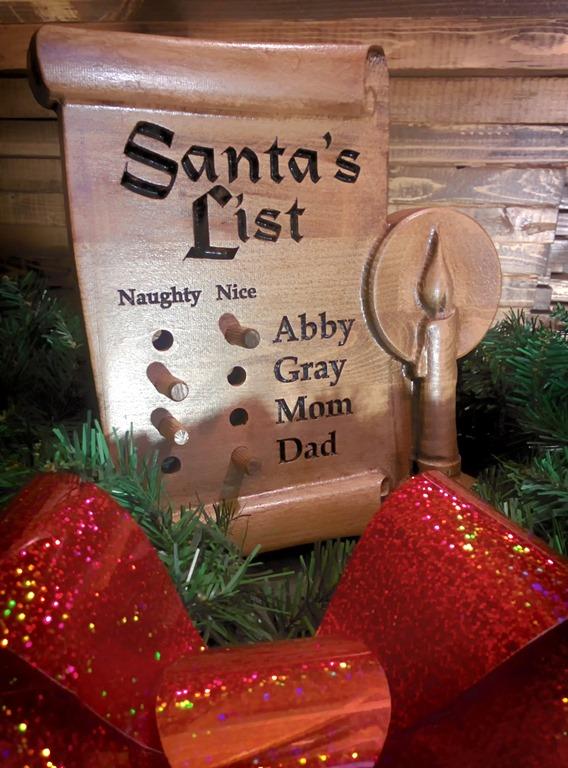 """""""Santa's List"""""""